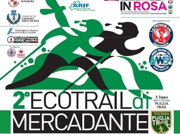 Corriere del Mezzogiorno – Parte l'ecotrail di Mercadante